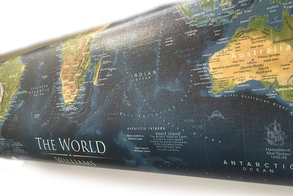 Upgrade Rolled Poster to Premium Rolled Canvas