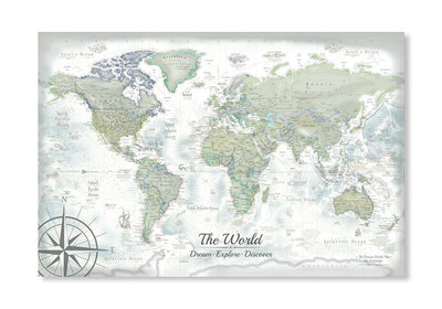 World Map Poster