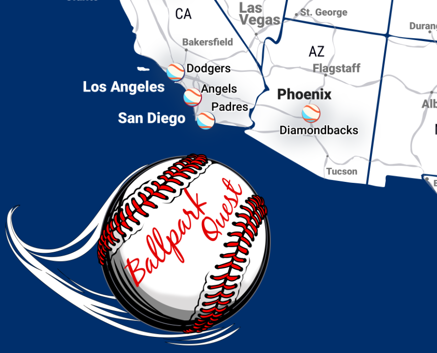 dodgers stadium map