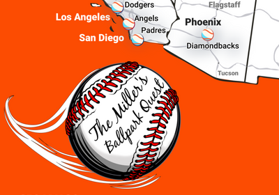 personalized baseball map