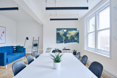 conference room wall decal