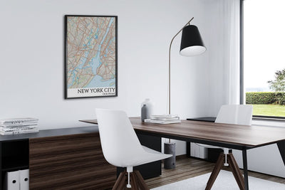 nyc city map office