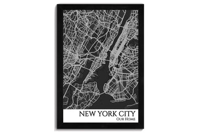 nyc city map