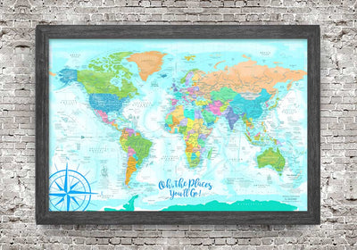 world kids map