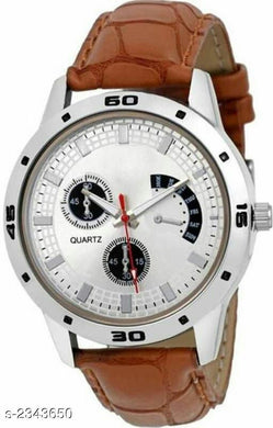 Men's Stylish Analog Watch