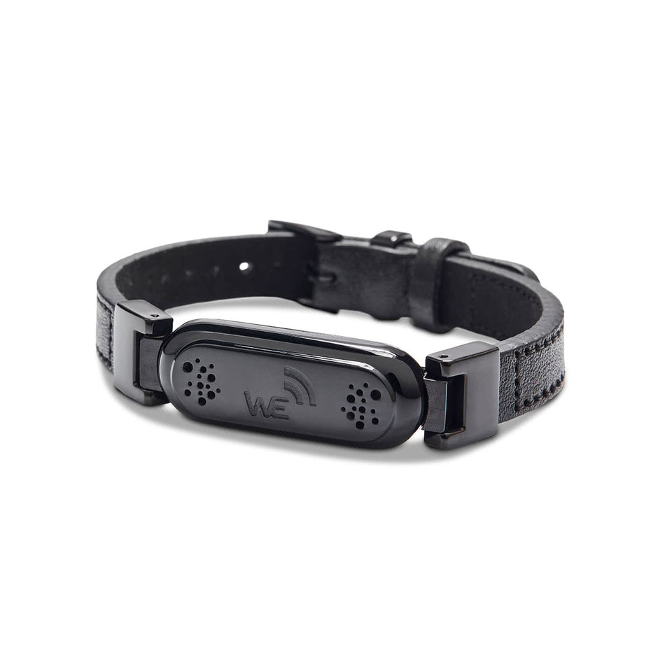 Wireless Earth Bracelet - Foax Leather - Premium Edition - Wireless Earth Online Shop