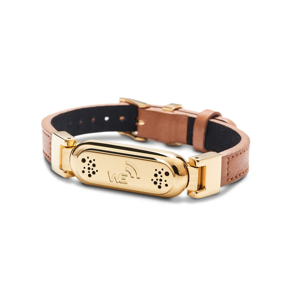 Wireless Earth Bracelet Premium Edition Gold