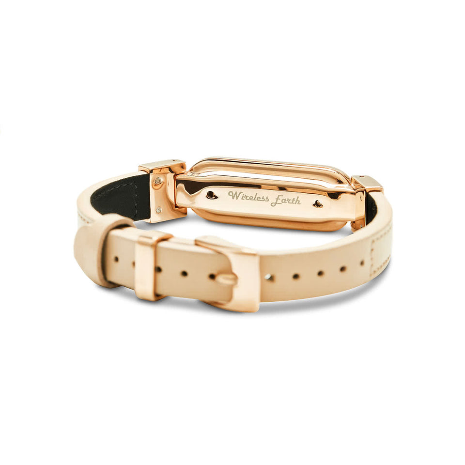 Wireless Earth Bracelet Premium Edition Rose Gold