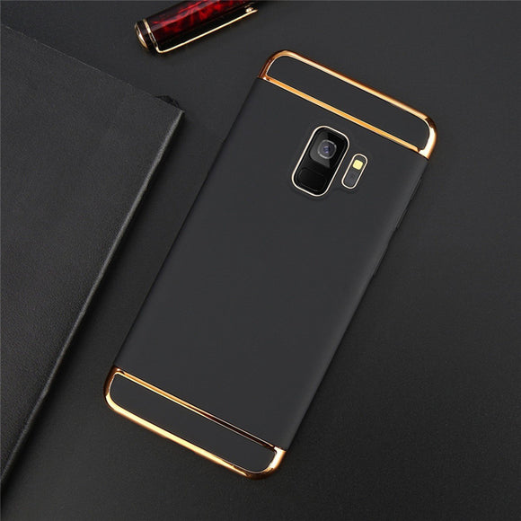 Galaxy J6 (2018) Luxury Metal Plating Back Cover