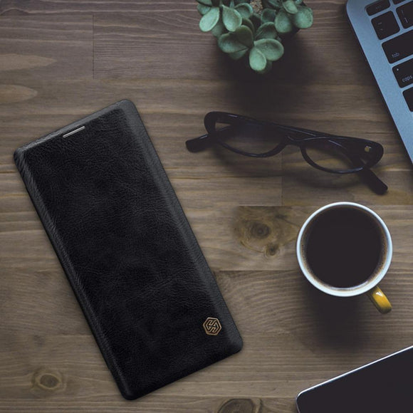 Galaxy Note 9 Original Premium Leather Flip Case