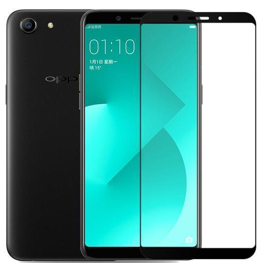 Oppo A83 Ultra Clear 6D Tempered Glass Screen Protector