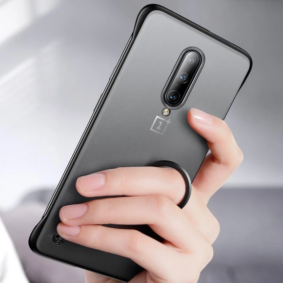 OnePlus 7 Pro Premium 10-in-1 Frameless Combo Offer (Cover + Super Bass Earphones + Leather Bag + Nylon USB Cable + OTG + 6D Tempered + Display Cleaner + USB Light + Camera Lens + Waterproof Bag)