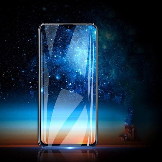 OPPO A7 Ultra Clear 6D Tempered Glass Screen Protector