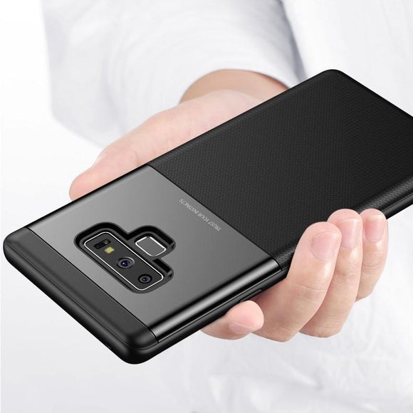 Galaxy Note 9 Premium Dual Texture Case