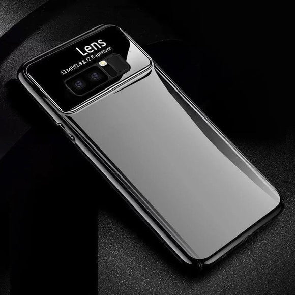 Galaxy Note 9 Luxury Lens Glossy Edition Super Smooth Back Cover