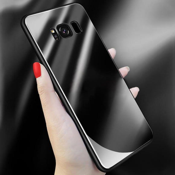Galaxy S8 Limited Edition Glass Back Silicone Cover