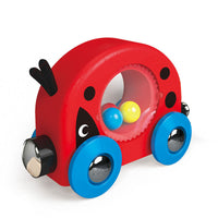 Lucky Ladybug and Friends Track