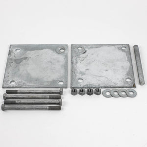 Wood Install Kit For Structural Post Anchor