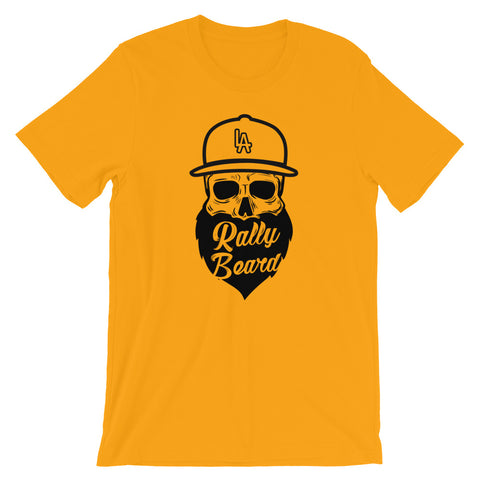 Rally Beard Short-Sleeve Unisex T-Shirt