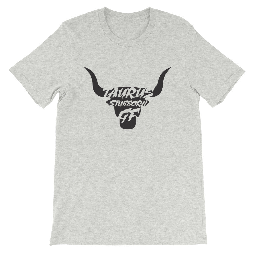 Taurus Girl friend Short-Sleeve Unisex T-Shirt
