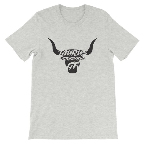 Image of Taurus Girl friend Short-Sleeve Unisex T-Shirt