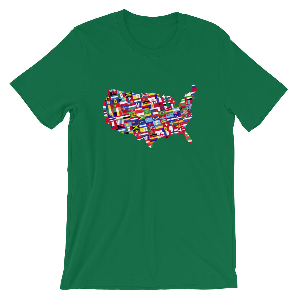 American Immigrant 2020 Short-Sleeve Unisex T-Shirt