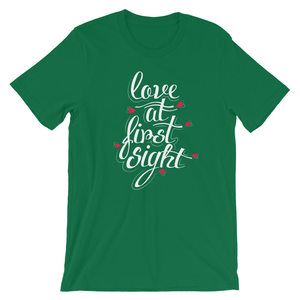 Love at first sight Short-Sleeve Unisex T-Shirt