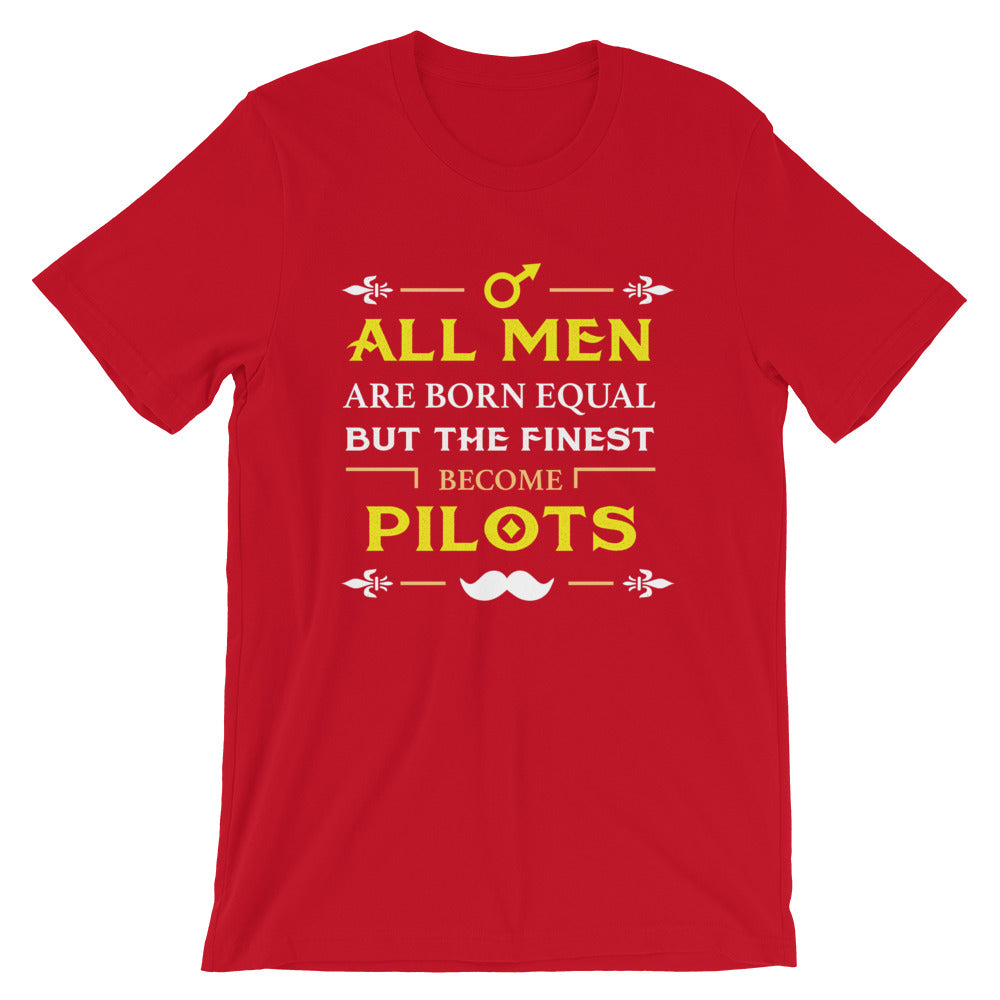 Pilots Short-Sleeve Unisex T-Shirt