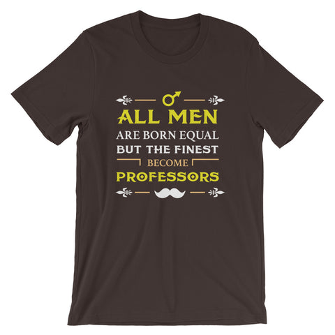 Image of Professors Short-Sleeve Unisex T-Shirt