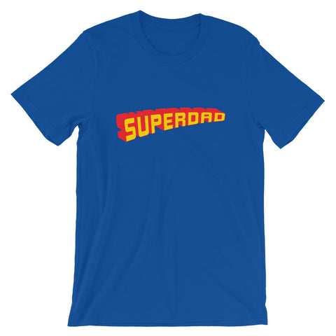 Super dad Short-Sleeve Unisex T-Shirt