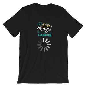 Little Angel Loading Short-Sleeve T-Shirt