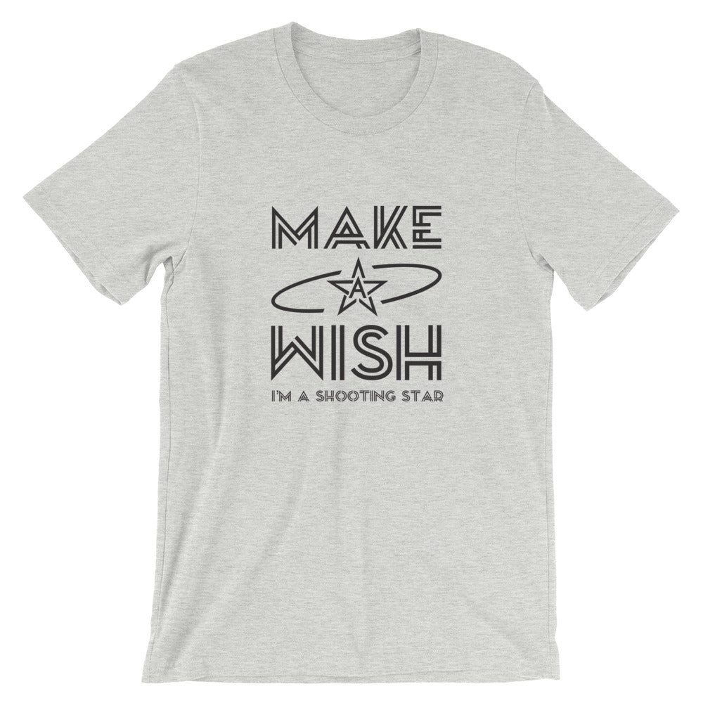 Make a Wish Short-Sleeve Unisex T-Shirt