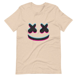 Marshmello Short-Sleeve Unisex T-Shirt
