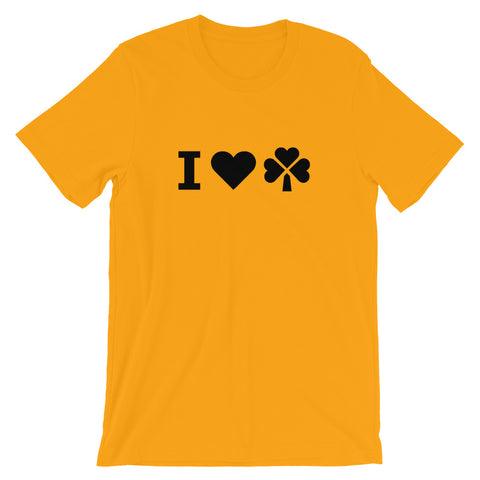 Image of I Love Irish  St Patricks Day 2020 Irish Drinking T-Shirt