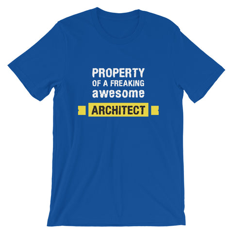 Architect Lover t shirt 2020 -  Valentines day 2020 Unisex T-Shirt