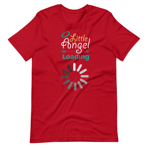 Maternity Graphic T Shirt - Little Angel Loading