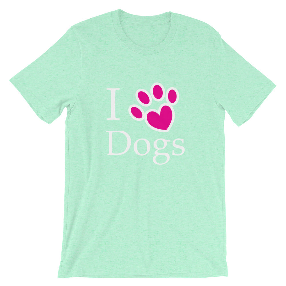 2020 Cute I Love My Dog Puppy Paw Heart T-Shirt - Dog lover T Shirt 2020