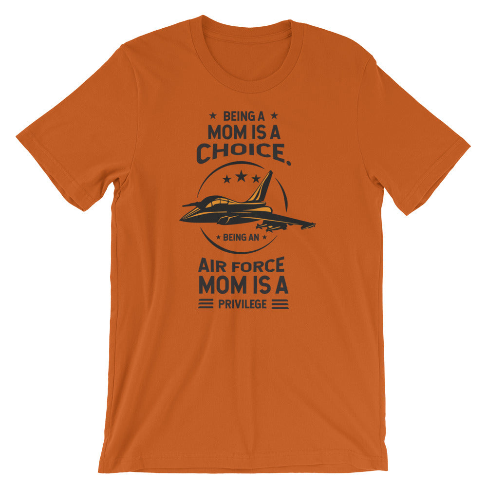 Pilot Mom Short-Sleeve Unisex T-Shirt