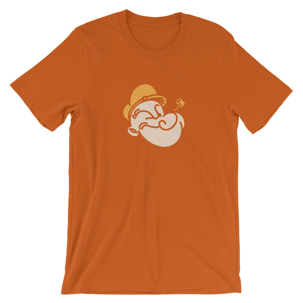 Popeye Short-Sleeve Unisex T-Shirt