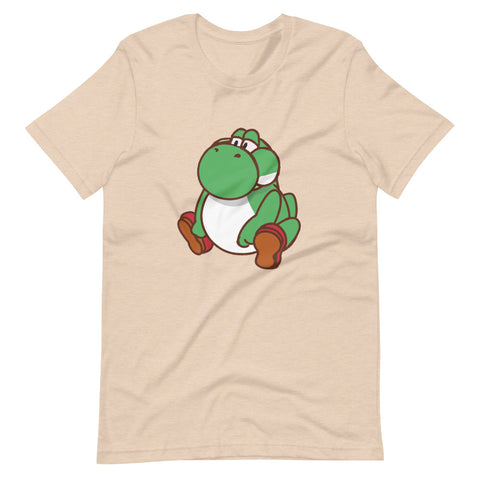 Image of Fat Yoshi Shirt - 2020 Tax Avoiding T-Shirt