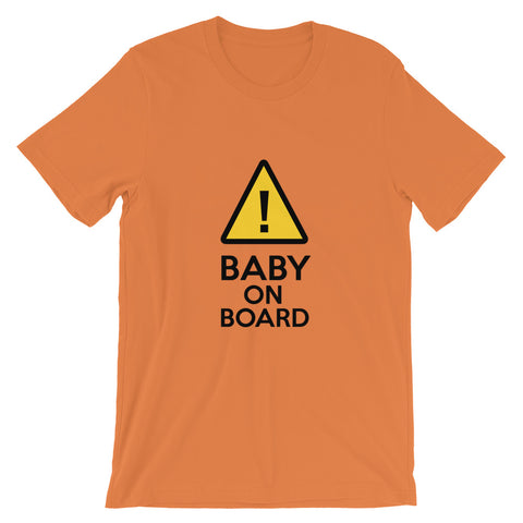 Image of 2020 Maternity Baby On Board Funny T Shirts Pregnancy Shirts to Announce Novelty T Shirt