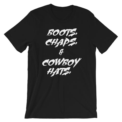 Image of Unisex Cowboy Funny Graphic Vintage T-Shirt 2020