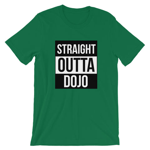 Image of Straight Outta Dojo Short-Sleeve Unisex T-Shirt