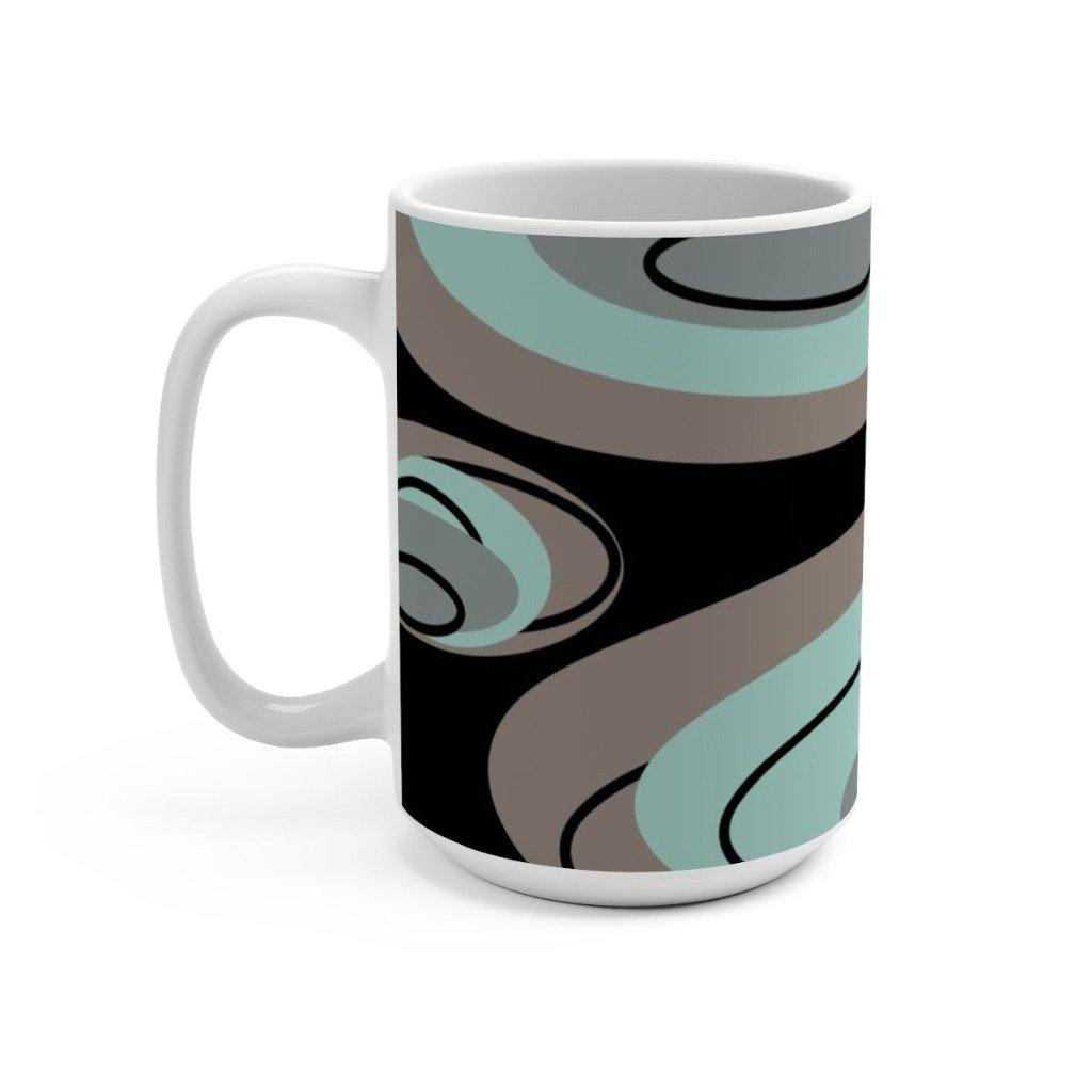 PEBBLES Ceramic Mug | 15oz | Verba Design Co.