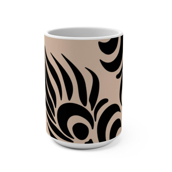 FEATHER Mug 15oz - Verba Design Company