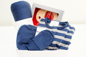 Newborn Merino Wool Gift Hampers for Winter Babies