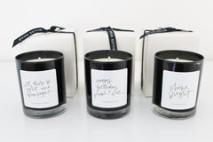 Miller Road Flickering Thoughts Candles | NZ Made Gift for Her | The Gift Loft (NZ)