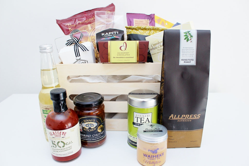 Gourmet Food Artisan Hampers | The Gift Loft