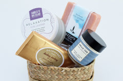Relax & Revive Pamper Hamper | Gift for Her | The Gift Loft (NZ)