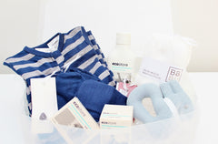 Baby Essentials Gift Hamper | Gift for Baby Boy | The Gift Loft (NZ)